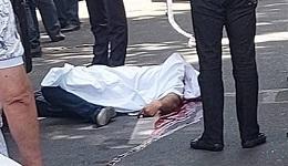 ՈՒղիղ.Երևանի կենտրոնում սպանվածը Դոն Պիպոյի մտերիմներից է