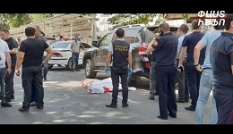 Տեսագրող սարքերն արձանագրել են Երեւանի կենտրոնում «Քյավառցի Ռաֆոյի» վարորդ-թիկնապահի սպանությունը