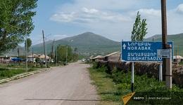 Ռուս սահմանապահներն այցելել են Նորաբակ՝ տնակներ են կառուցելու. Կութում ադրբեջանցիները քարով խփել են հացի մեքենայի վարորդին, գլուխը ջարդել. Նորաբակցի