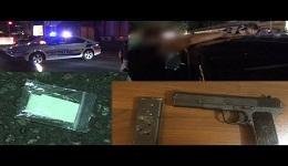 Ուժեղացված ծառայություն Երևանում. հայտնաբերվել են հրազեններ, թմրամիջոցներ, սառը զենքեր. կան ձերբակալվածներ