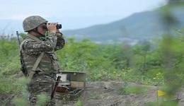 Մի խումբ ադրբեջանցիներ փորձել են ներթափանցել Ղարաբաղում ականապատ տարածք