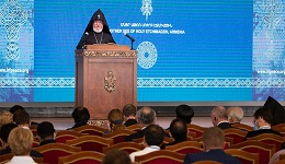 Սրբավայրերի ավերումը վկայում են Արցախից հայկական հետքը ջնջելու Ադրբեջանի քաղաքականության մասին. Գարեգին Երկրորդ