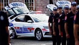 Խաղալիք ատրճանակներով մոդեռն ոստիկանները կպայքարեն հանցագործների դեմ